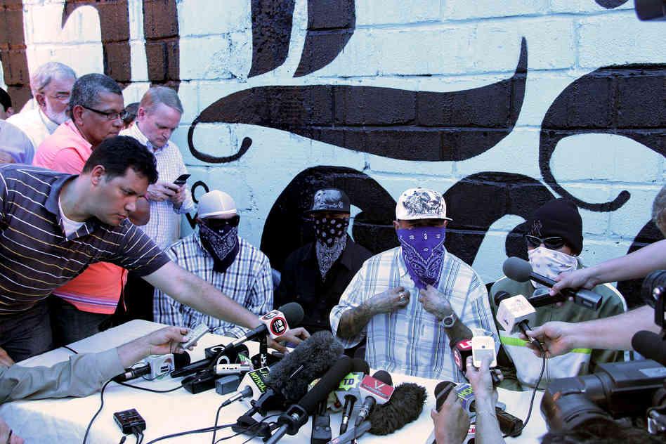 Honduras is the world's murder capital